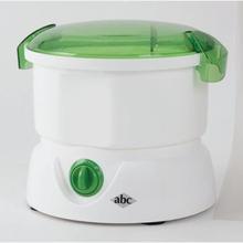 ABC 10044 Sähköinen perunankuorija - valkoinen