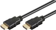HDMI Ethernet (v2.0 - 60Hz) - Black - 2m