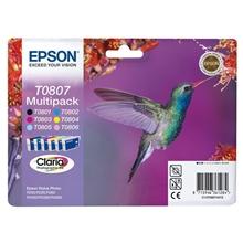 Epson T0807 Multipack - C13T08074011