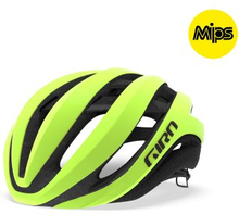 GIRO AETHER MIPS Hi Yellow Black, S