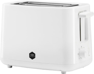 OBH Nordica - Daybreak Toaster, White