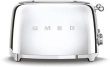 Smeg - Retro Toaster 4 Slices, Chrome