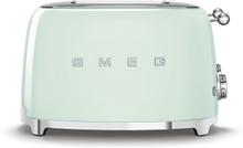 Smeg - Retro Toaster 4 Slices, Pastel Green