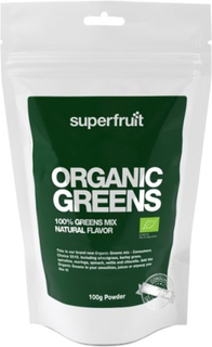 Superfruit Organic Greens Powder 100 g