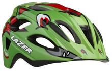 Lazer hjälm P'Nut MIPS - grøn dragon +net 46-50cm