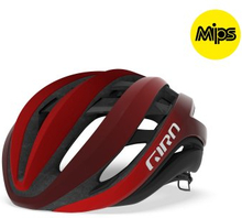 GIRO AETHER MIPS Mat Bright/Dark Red, S