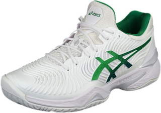 Asics Court FF Novak White/Green 44