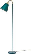 Golvlampa Haga grön