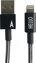Design Letters - MyCable Lightning Cable, A