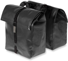 Basil Bicycle Bag Urban Dry - Double Bag 50L Black