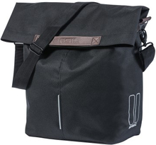 Basil Bicycle Bag City Shopper - Shopper Bag 14/16L Black