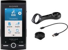 SIGMA SPORT ROX GPS 12.0 Sport Navigationsudstyr, grey 2019 GPS apparater