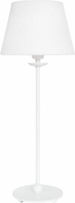 Konsthantverk Tyringe Lampfot UNO Vit (Höjd: Mellan 570mm)