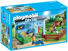9277 Playmobil Smådyrpensjonat