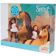 Spirit Lucky Dokke & Spirit Hest