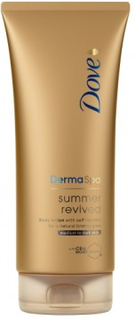 Dove DermaSpa Summer Revived Bodylotion Dark 200 ml