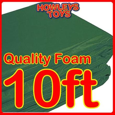 Howleys Grøn 10ft udskiftning trampolin Surround Pad