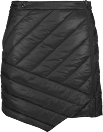 Everest W Short Skirt Retkeilyvaatteet BLACK