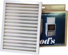 Woods Filter Skimmel Partikkel Tilbehør Til Klima & Vifte