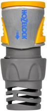 Hozelock 2040 Pro Metall Snabbkoppling för 15 mm & 19 mm slang