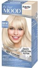 Schwarzkopf Blonde Hårfärg 107 Silverblond