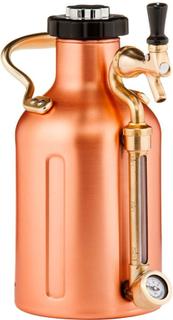 GrowlerWerks uKeg Pro koppar 1,9 liter