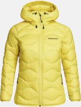 Helium Hood W Jacket S21 Citrus S