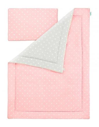 Pościel dla dzieci Pink & Grey