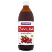 BioAvena - Ekologiczny sok żurawinowy 100%