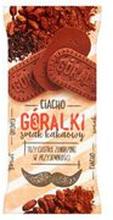 Góralki - Ciastka o smaku kakaowym w polewie mleczno-kakaowe...