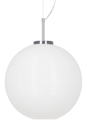 Globen Lighting Summer Taklampa Vit/Krom
