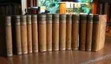Skrifter av Albert Engström 1-15