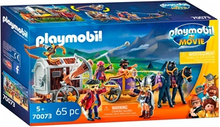 Playmobil The Movie 70073 Charlie Med Fængselsbil