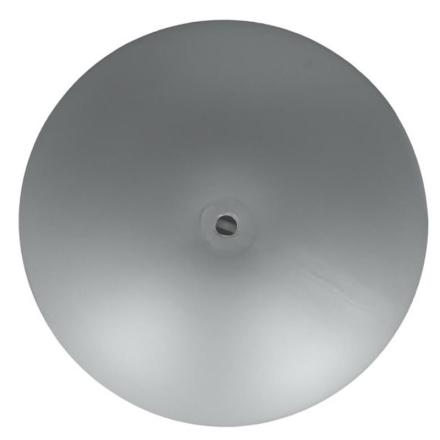 Cable Cup Sølv Gummi Baldakin - Lampan