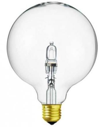 Globe 95 mm 42W(60W) E27 Halogen - Lampan