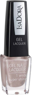 IsaDora Gel Nail Lacquer, 221 Iced Coffee