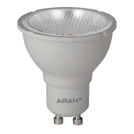 GU10 LED 6W 3-trins Dæmpning - Lampan