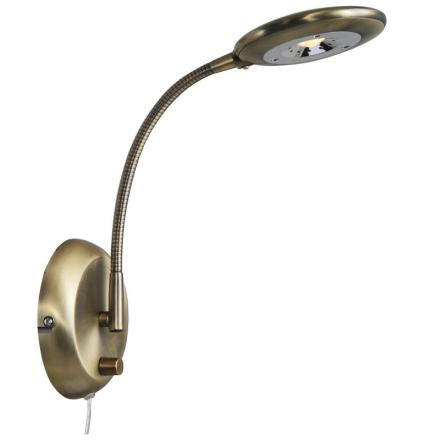 Moto Antik LED Væglampe - Lampan