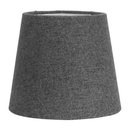 Mia L Filto Mørkegrå 20 cm Lampeskærm - Lampan