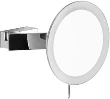 Spegel Förstoring 3-Diop Led Ip44 c1fff4a963b47