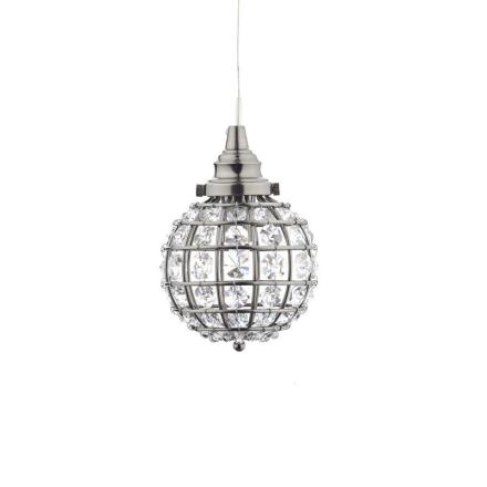 Kristallboll Antiksort Vinduespendel - Lampan