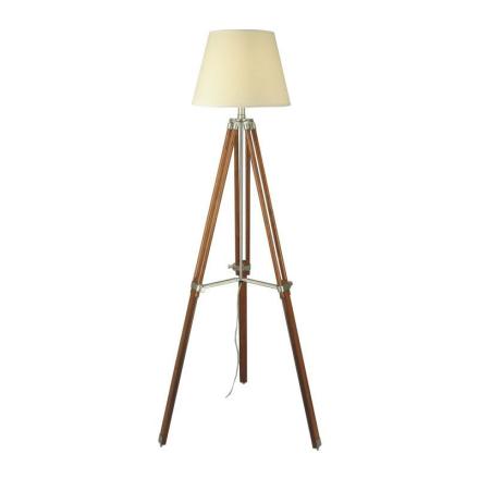 Stativ Brun 135cm Gulvstander - Lampan