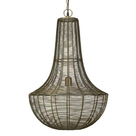 Kingstown Messing 48Cm Loftlampe - Lampan