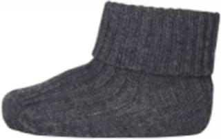 MP - Sokker i bomull, grå