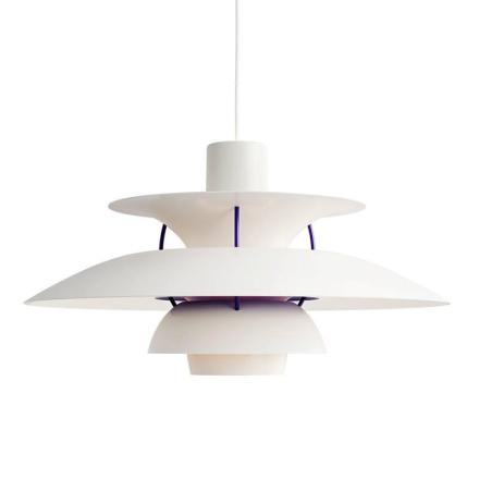 PH5 Classic Mathvid Loftlampe - Lampan
