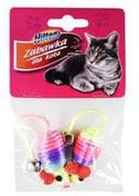 Hilton - Zabawka dla kota myszki ze sznurka 2szt