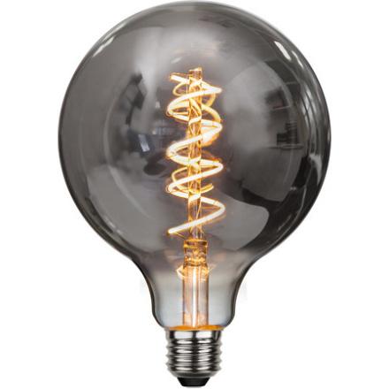 Globe 125 E27 4W Flexifilament Dæmpbar Led - Lampan