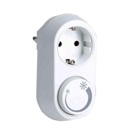 Plug-In Dimmer Led(3-24W) 3-200W