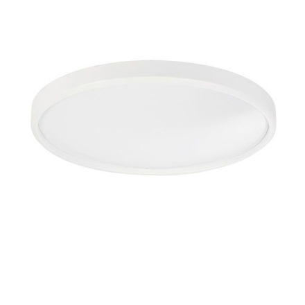 Slim Hvid 28 cm LED/Sensor Ip44 Plafond - Lampan