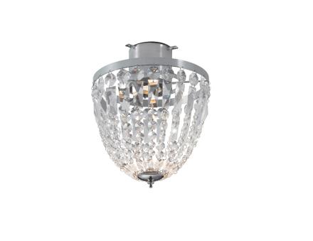 Hellekis Krom 27 cm Ip21 - Lampan
